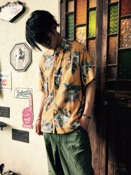 owner's wear SUMMER aloha‼︎