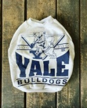 Vintage!! BULLDOG sweat EnglishBulldog L