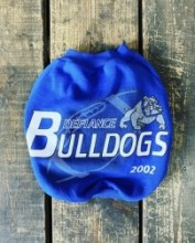 Vintage!! BULLDOG sweat FrenchBulldog L