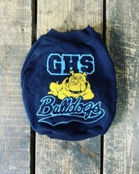 Vintage!! BULLDOG sweat FrenchBulldog S